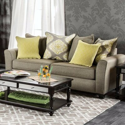Eddy Sofa with Loose Back Pillows