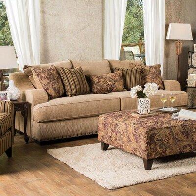 Bari Sofa Upholstery: Tan