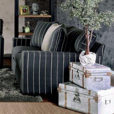 Sharri Pinstripe Sofa