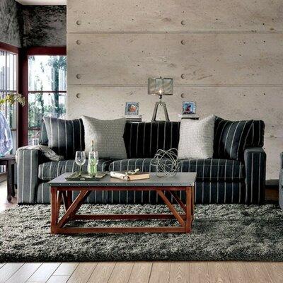 Shaunda Pinstripe Sofa