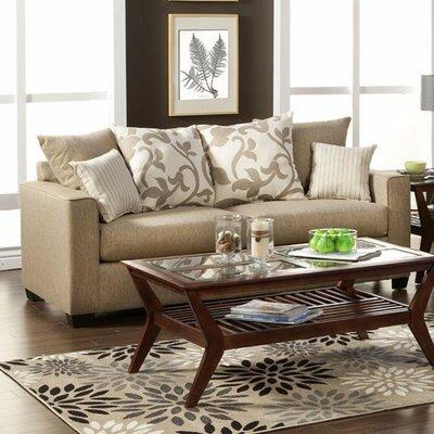 Poppe Sofa Upholstery: Beige