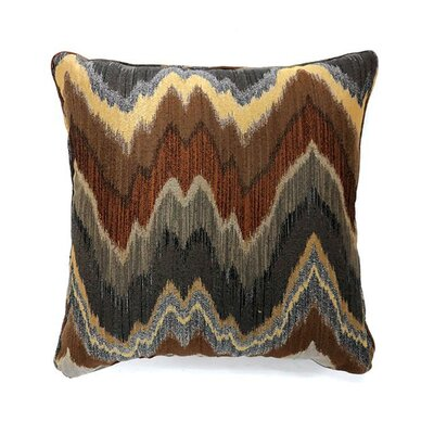 Lanora Throw Pillow Size: 19 x 19