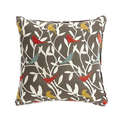 Suzy Throw Pillow Size: 19 x 19