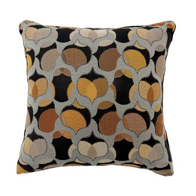 Laura Throw Pillow Size: 15.3 x 15.3
