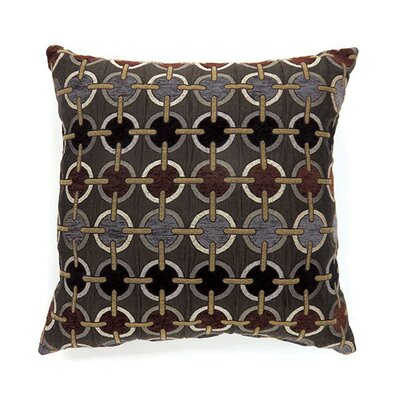 Cleek Throw Pillow Size: 19 H x 19 W