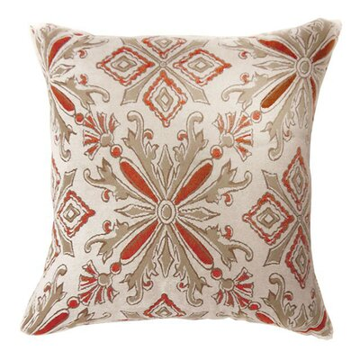 Jaye Throw Pillow Size: 15.3 H x 15.3 W