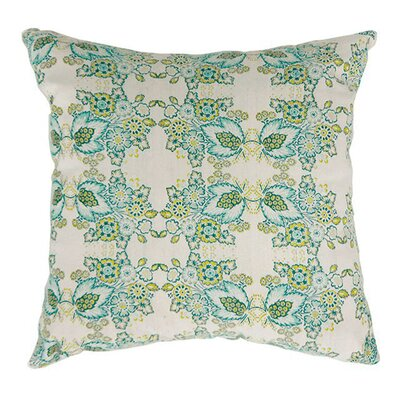 Laveta Throw Pillow Size: 18.8 H x 18.8 W