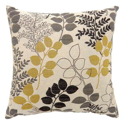 Season Throw Pillow Size: 15.3 H x 15.3 W