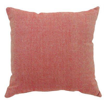 Troyanek Throw Pillow Size: 18.8 H x 18.8 W
