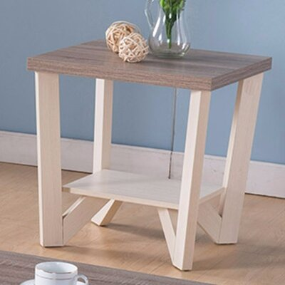 Arbor Lake Display Shelf End Table