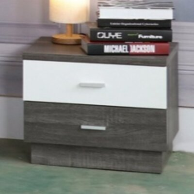 Clower Urbane 2 Drawer Nightstand
