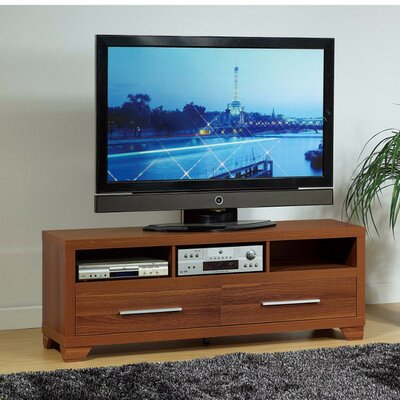 Tipping Fine Quality TV Stand Width of TV Stand: 72