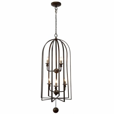 Cermenho 5-Light Candle-Style Chandelier