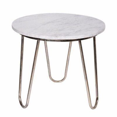 Chanelle Round End Table