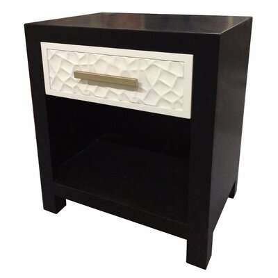 Tonnele 1 Drawer Nightstand