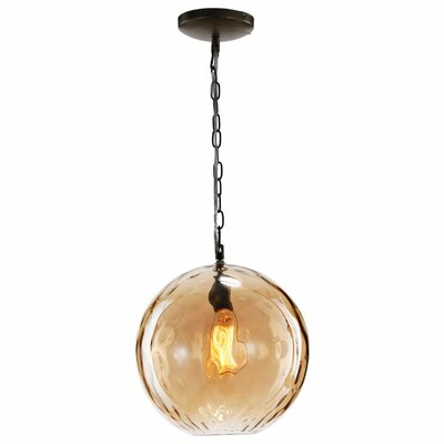 Sammy Bubble 1-Light Mini Pendant