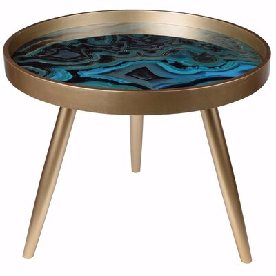 Ristaino Awe-Inspiring End Table