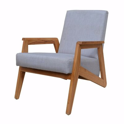 Pelaez Retro Inspired Contemporary Armchair