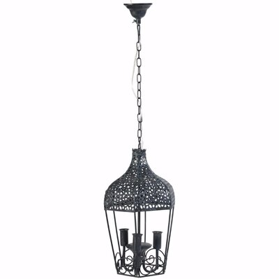 Elma Urbanely 3-Light Mini Chandelier