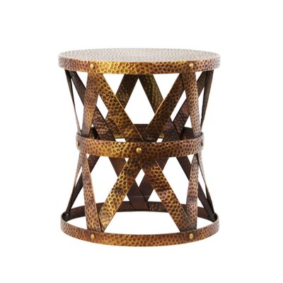 Lamantia Trendy Small Round End Table