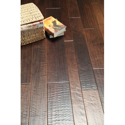 Dark 5 Hardwood Flooring in Walnut