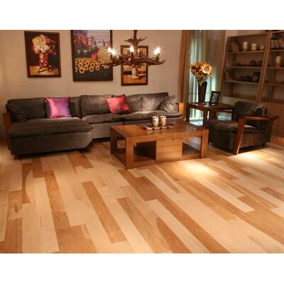 Natural 7 Hardwood Flooring in Walnut