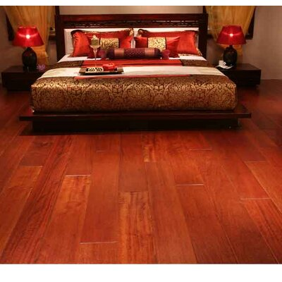 Nottingham 5 Hardwood Flooring in Mahogany