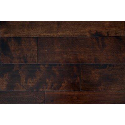 Tuscany 7 x 7 Smooth Hardwood Flooring in Maple