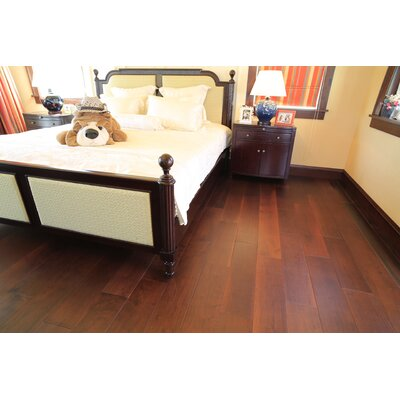 Verona 5 Hardwood Flooring in Walnut