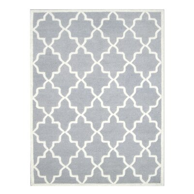 Siesta Arcade Hand-Tufted Light Gray Area Rug