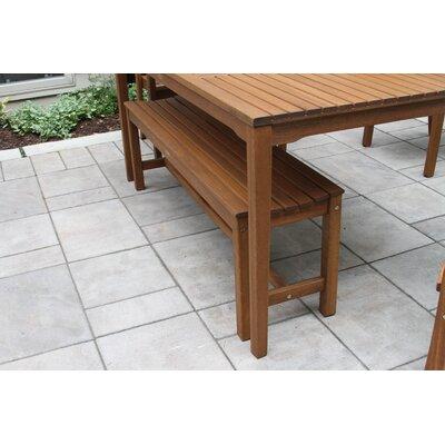 Eucalyptus Rectanlge Dining Table