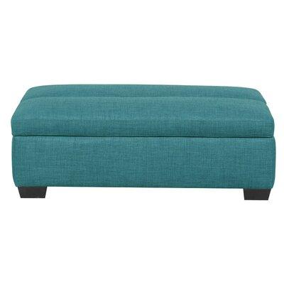 Saito Sleepover Ottoman Upholstery Color: Dark Teal