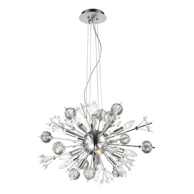 Kinch 20-Light Cluster Pendant