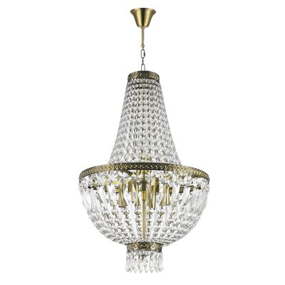 Weisser 6-Light Empire Chandelier