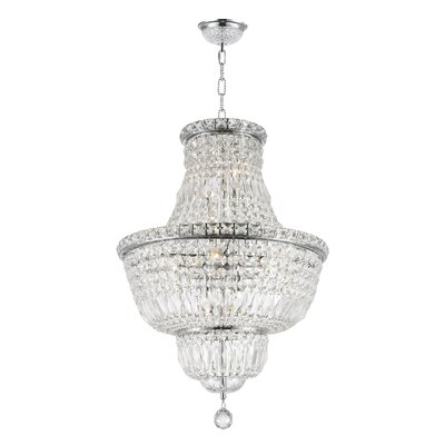 Colson 12-Light Empire Chandelier