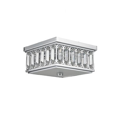 Demers 4-Light Flush Mount