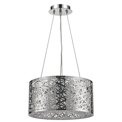 Dvorak 7-Light Drum Chandelier