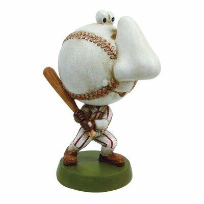 Baseball Figurine Eyewear Jewelry Stand 824AAE4A70F64C669FB698F5B72643B4