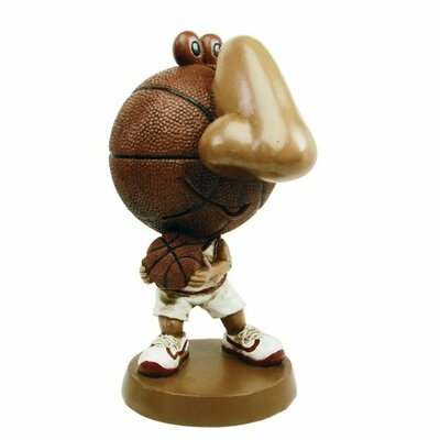 Basketball Figurine Eyewear Jewelry Stand A6ECCE572CBA4642ADD887E4F86DB8E8