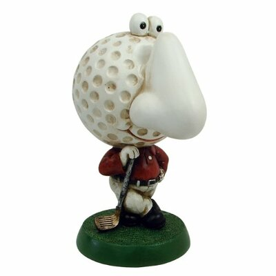 Golf Figurine Eyewear Jewelry Stand CA7C67A522694D218A9DB5A6C6988651