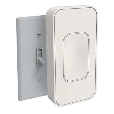 Smart Light Switch Toggle Color: Ivory