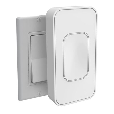 Smart Light Switch Rocker Color: White