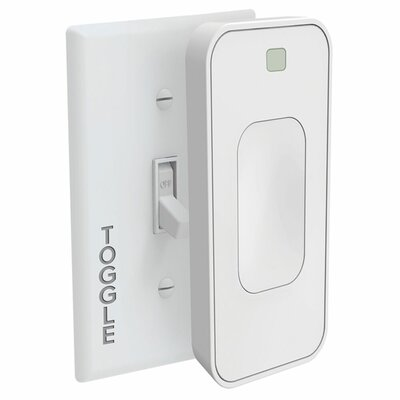Bright Toggle Smart Wall Mounted Light Switch