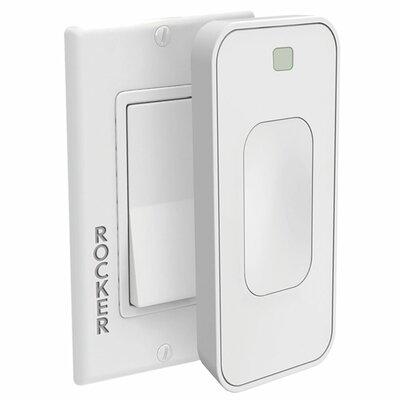 Bright Rocker Smart Wall Mounted Light Switch