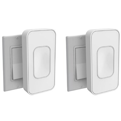 Rocker Wall Mounted Light Switch