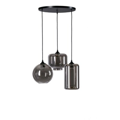 Galeton 3-Light Pendant Light