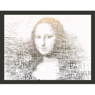 Notes by Leonardo da Vinci 231cm x 300cm Wallpaper