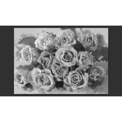 Image of A Dozen Roses 1.54m x 200cm Wallpaper