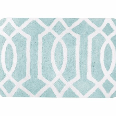 Megan Cotton Jacquard Bath Rug