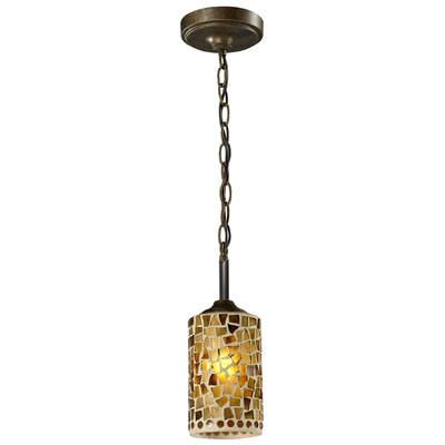 Knighton 1-Light Mini Pendant
